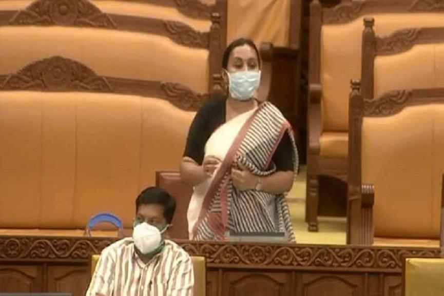 Veena george on violence against doctors