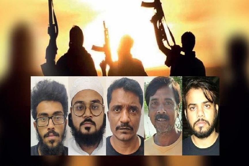 6 were arrested in Delhi
