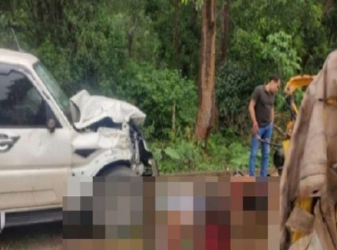 7 death in accident