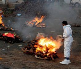 Covid death In India
