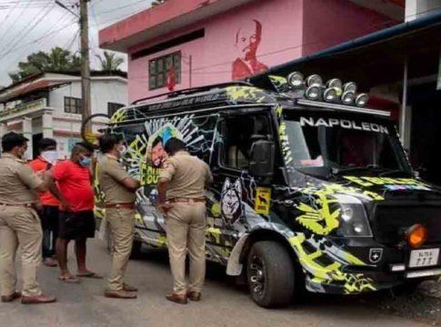 E-BullJet vehicle registration cancelled