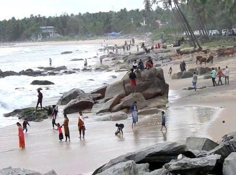 Ettikkulam Beach