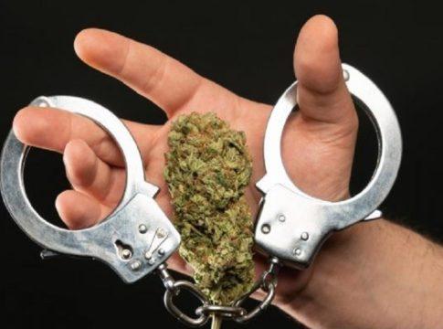 Ganja Arrest