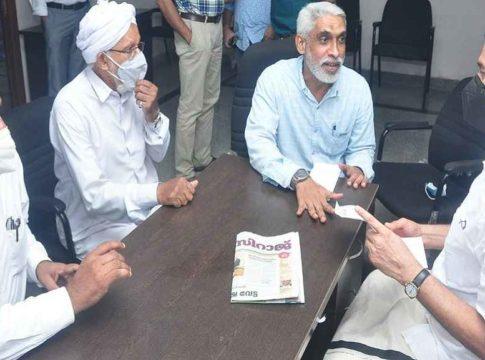 Kerala Muslim Jamaath on Nilambur Shoranur train travel issues