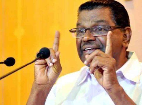 Thiruvanchoor-Radhakrishnan about Exclusion of Arjun