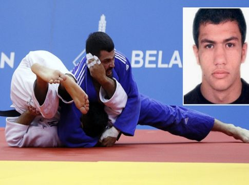 algerian-athlete