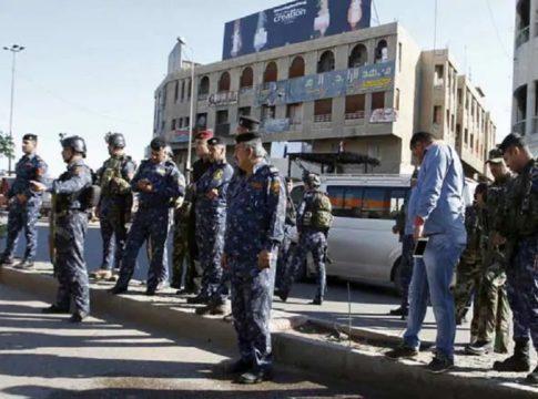 baghdad-iraq-police
