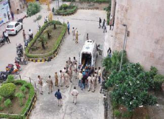 delhi court-shooting