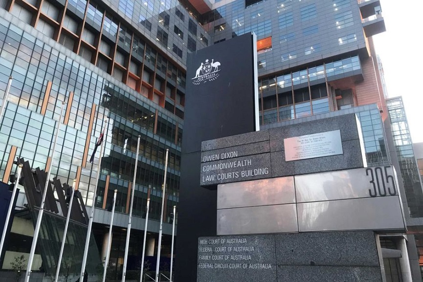 High Court Advocate Appeared at Australian Court