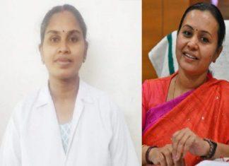 nurse-health minister