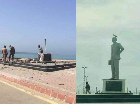 jinnah-statue