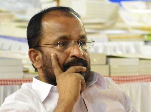Sudheeran resigns-tn prathapan