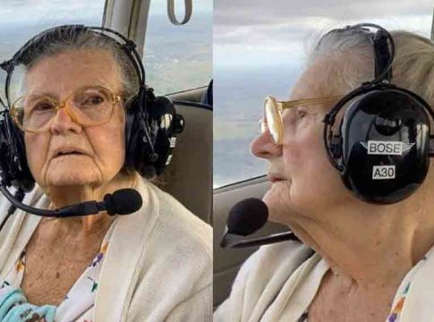 84-year-old-women-in-pilot-seat