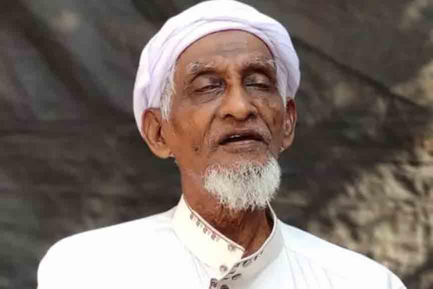 Ali Manikfan on RSS Kesari Programme