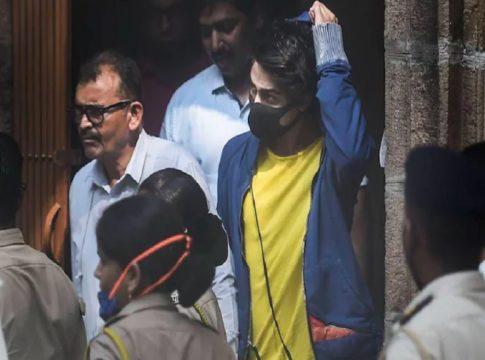 Aryan Khan In Drugs Case