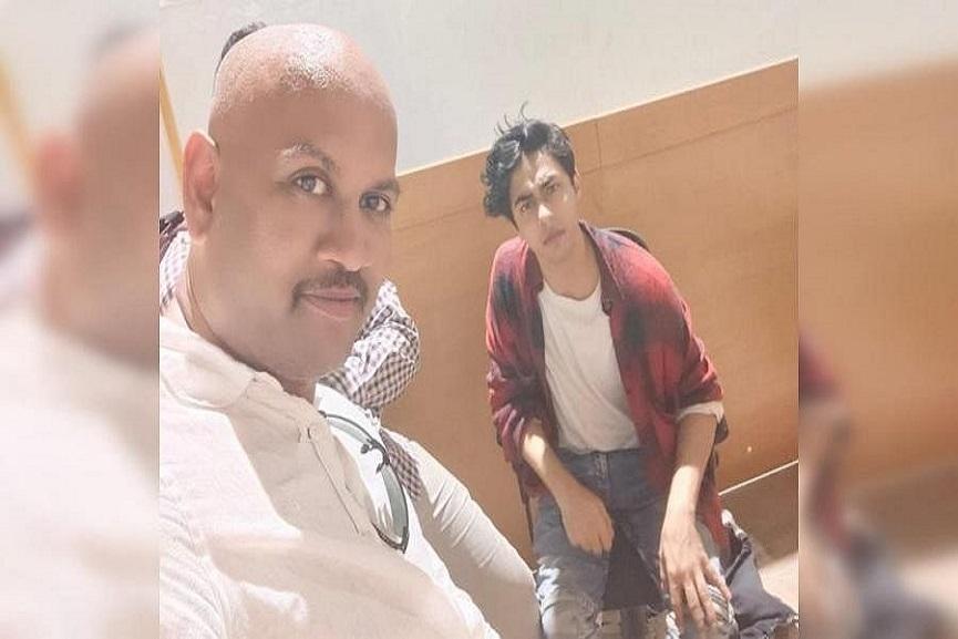 Aryan_Khan_selfie