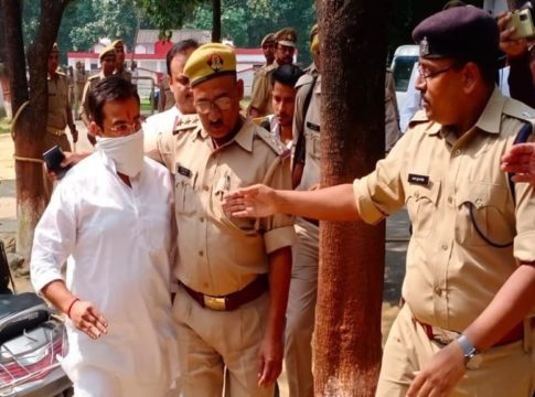Ashish Mishra Again Under Police Custody In Lakhimpur Kheri Case