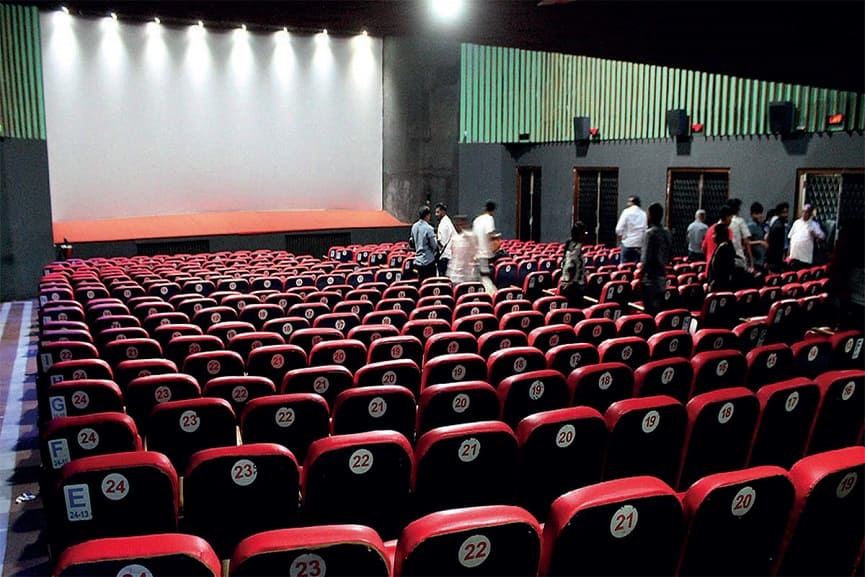 Conflict In Front Of Theaters In Karnataka Today