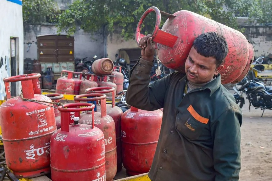 Cooking Gas Price Hike Again