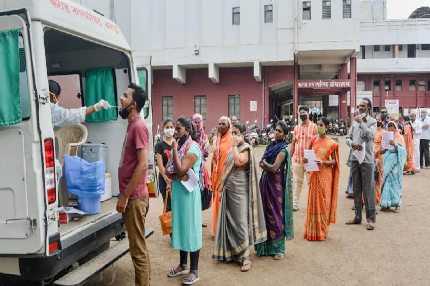 Covid Updates In India