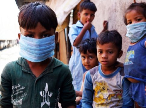 Covid Vaccination In Children In India