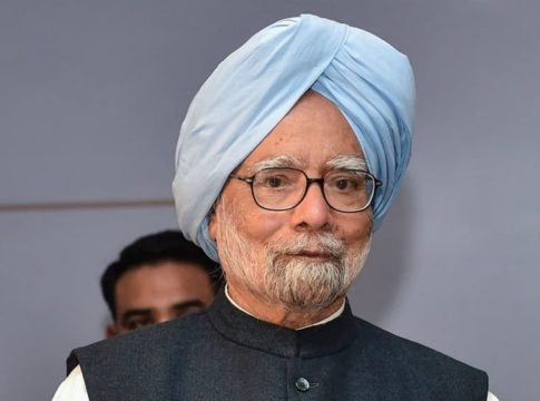 Ex Prime Minister Manmohan Singhs Health Condition Is Improved