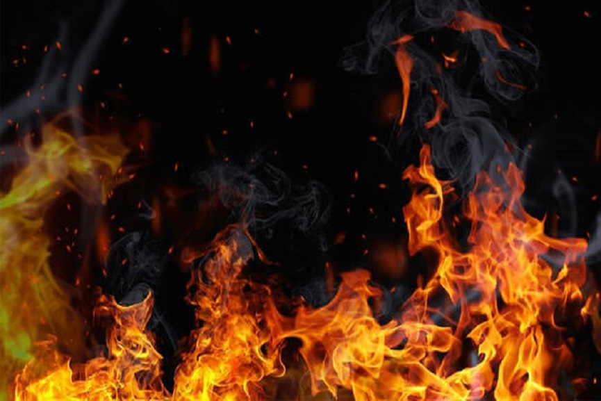 Fire Accident In Kozhikode