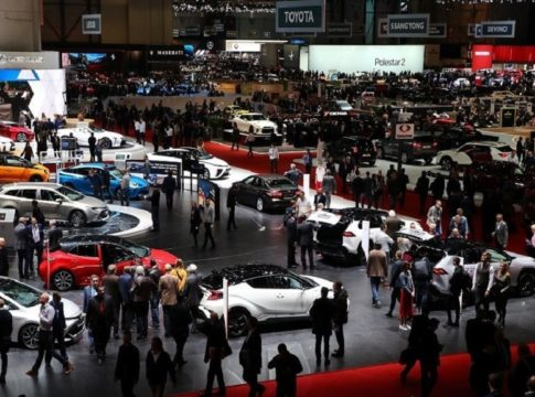 Geneva motor show postponed