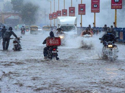 Gujarat Heavy rain