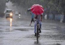 Heavy Rain Alert Given To Kerala Today