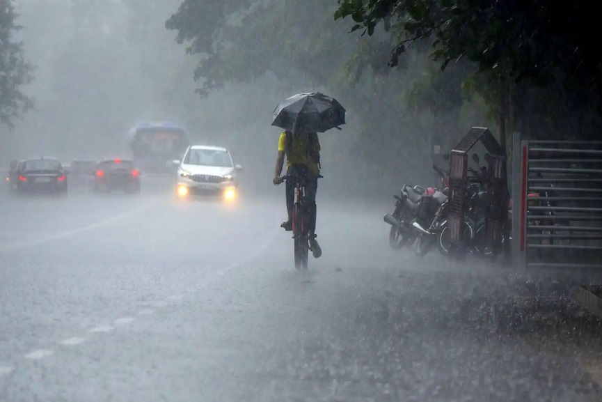 Heavy Rain In Malappuram