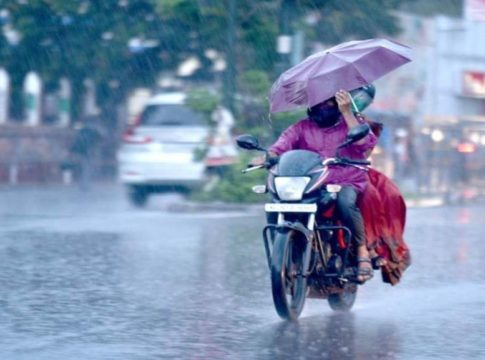 Heavy Rain Should Be In 7 Districts In Next 3 hours