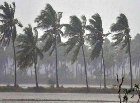 Heavy Rain Should Be In Kerala And Orange Alert In 2 Districts