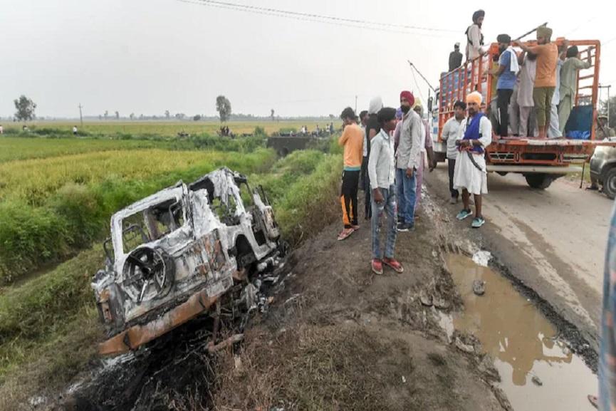 Judicial Investigation In Lakhimpur Kheri Clash
