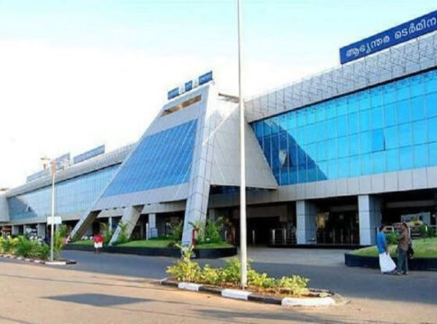 Karipur Airport In The Forth Position In Number Of Passengers