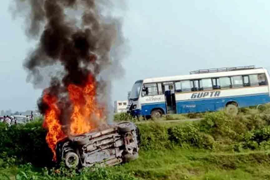 Ashish-Mishra on Lakhimpur Kheri clash