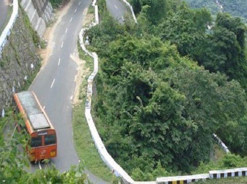 Attappadi churam road
