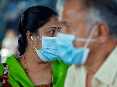 Mask Using Decreased In India