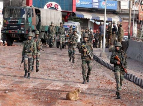 One Terrorist Were Killed By Army In Pulwama