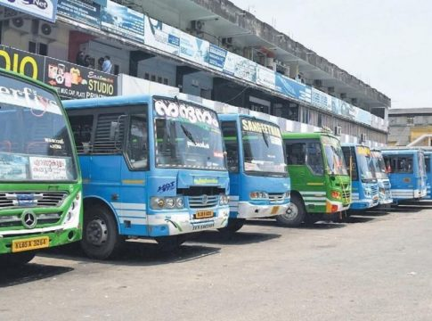 Private Bus Owners Strike Due To The Increase In Fuel Price