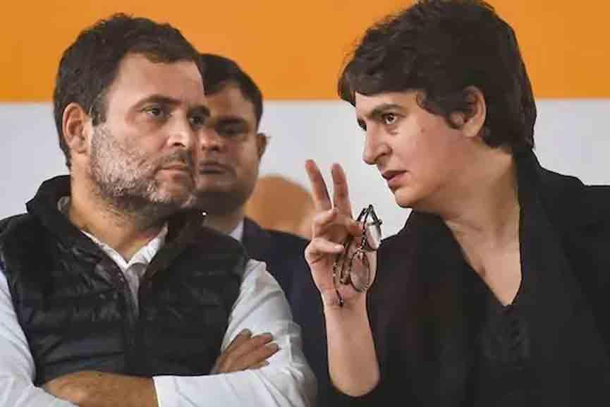 Priyanka-Gandhi-leaves-for-Lakhimpur-Kheri-with-Rahul