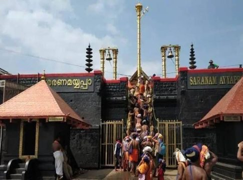 Sabarimala Temple Will Be Open Today For Monthly Pilgrimage
