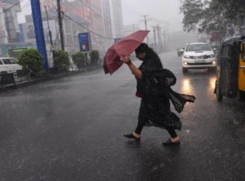 There Is No Heavy Rain In Kerala In Today And Tomorrow