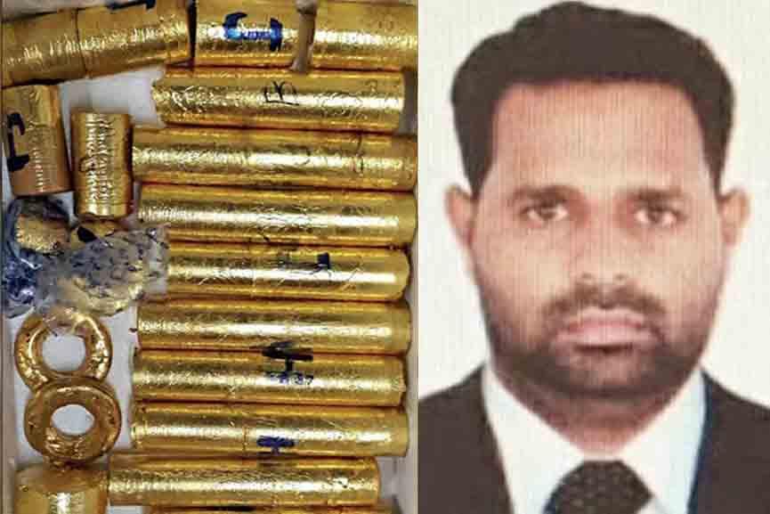 Thiruvananthapuram-gold-smuggling