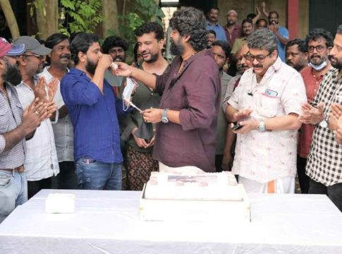 Today is Joju George's birthday; Celebrated 'Voice of Satyanathan' set
