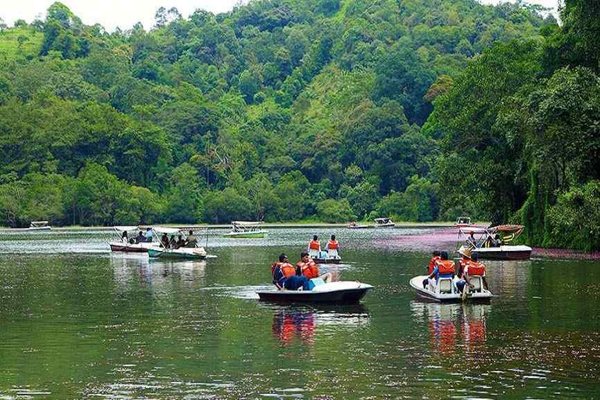 Tourists Increased In Wayanad Tourism Centers