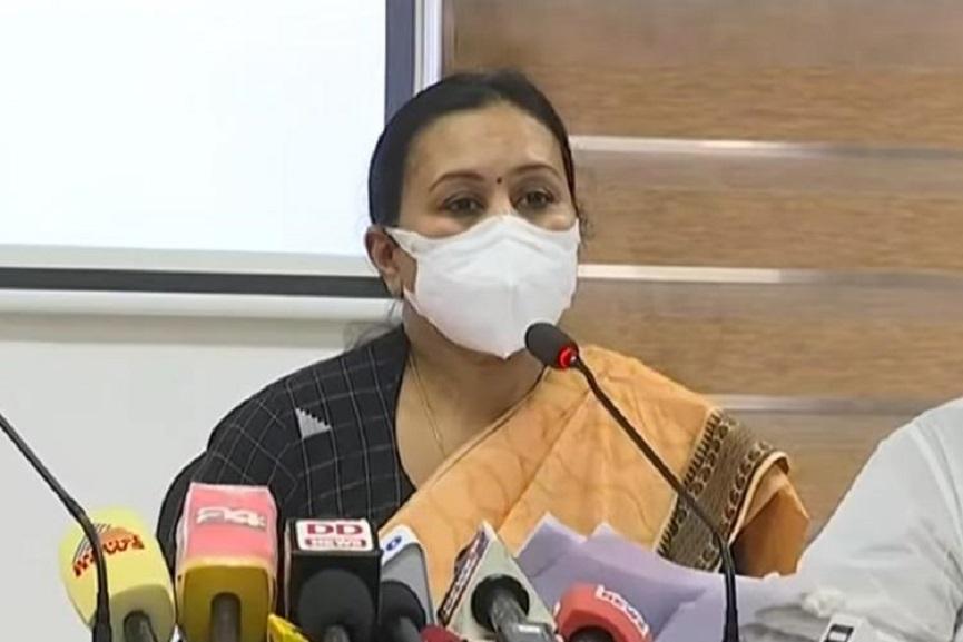 Veena George About Vigilant Against Eye Diseases