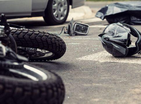 bike accident in kochi