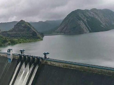 idukki dam shutter open
