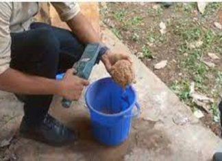 bomb found in kannur